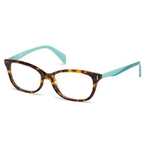Just cavalli Okulary korekcyjne jc 0774 052