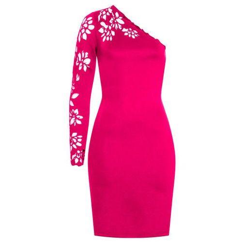 Sukienka wieczorowa turkusowy marki Bonprix