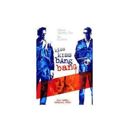 Kiss kiss bang bang (Płyta DVD) (7321910586716)