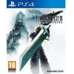 Square enix Final fantasy vii remake ps4