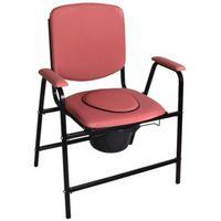 Fotel sanitarny / toaletowy COMFORT XXL bariatryczne do 160kg