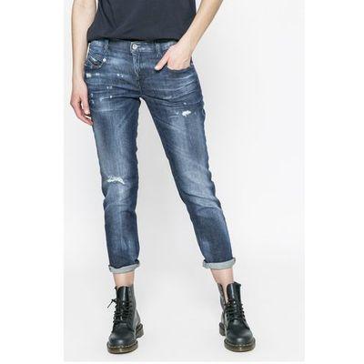 Spodnie damskie Diesel ANSWEAR.com