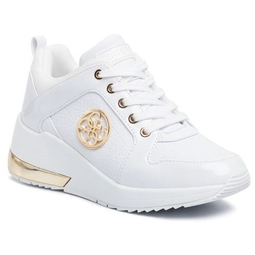Sneakersy finer fl5fin pel12 black, , 35 40 (Guess)