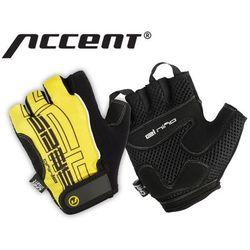 Rękawiczki Accent ROWEREK.PL