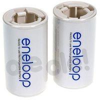 Panasonic adapter eneloop aa do r14 (bq-bs2e/2e) - produkt w magazynie - szybka wysyłka! (5410853052845)