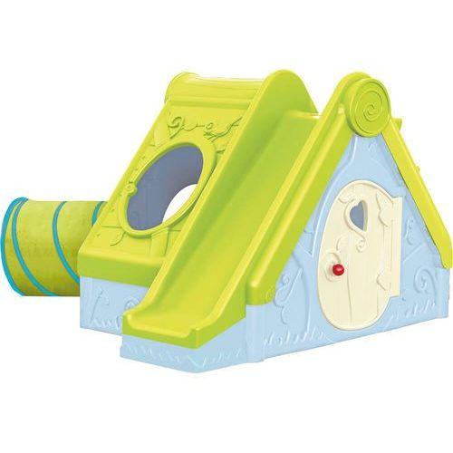 Zabawka Domek dla dzieci KETER Funtivity Playhouse Zielono-Niebieski + Zamów z DOSTAWĄ JUTRO! + DARMOWY TRANSPORT!, 223317 (11880115)