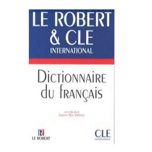 Dictionnaire du francais Robert & Cle - Rey-Debove Josette (9782090339994)