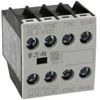 Eaton Styki pomocnicze 2no 2nc dla styczników dilm7-32, dila dila-xhi22 276426  electric (4015082764265)