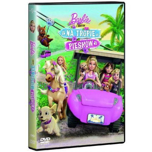 Barbie i siostry na tropie piesków,793DV (6281757)
