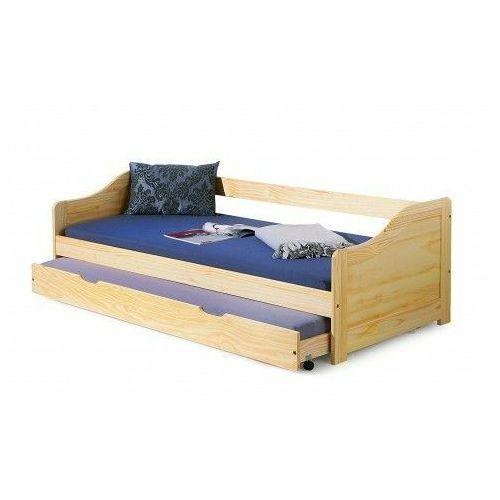 łóżko Podwójne Rozsuwane Legis Producent Elior