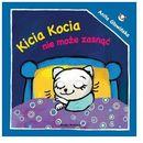 Kicia Kocia nie może zasnąć Anita Głowińska  Kicia Kocia nie może zasnąć Głowińska Anita