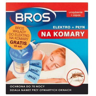 Środki i akcesoria przeciwko owadom Bros Odstraszanie