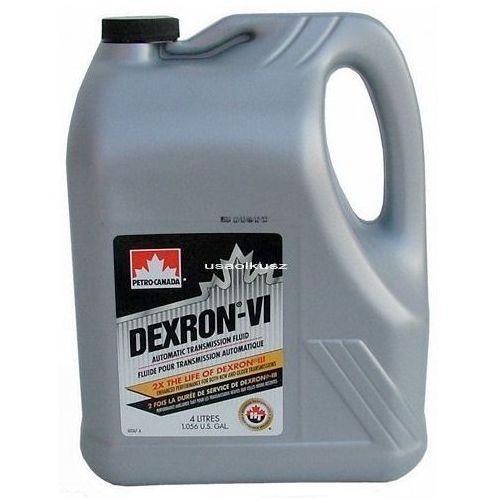 Petro-canada Olej do automatycznych skrzyń biegów dextron atf vi 4l