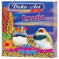 Dako art exotic pokarm dla zeberek marki Dako-art