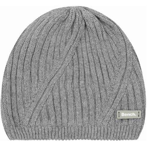czapka z daszkiem BENCH - Homestretch Mid Grey Marl Gy101X (GY101X) rozmiar: OS, kolor szary