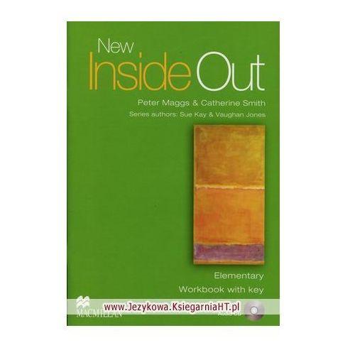Inside Out New Elementary WB with key MACMILLAN - Sue Kay, Vaughan Jones, Macmillan