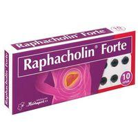 Raphacholin Forte 10 tabl. (5909991046514)
