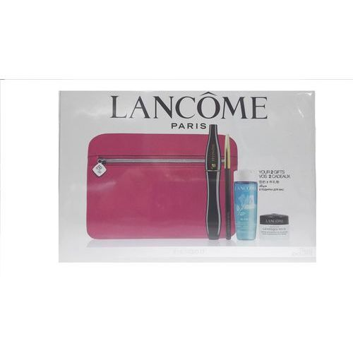 Mascara hypnose 6,5g + 1,14g + 30ml + 5ml + cosmetic bag Lancome