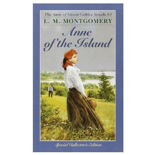 Anne of the Island, Montgomery Lucy Maud