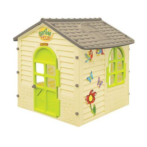 Duży domek dla dzieci do ogrodu marki Mochtoys