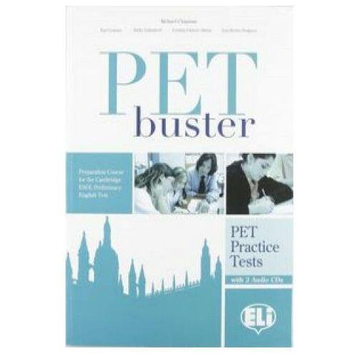 PET Buster Practice Test + Key + 2 CD (172 str.)