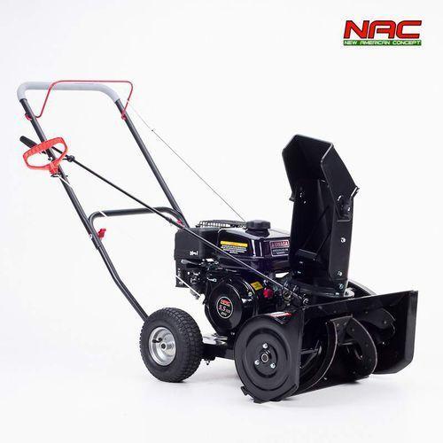 Nac new american concept Nac st2100 pług śnieżny śniegu odśnieżarka odśnieżarki spalinowa 5,5 km ewimax - oficjalny dystrybutor - autoryzowany dealer nac