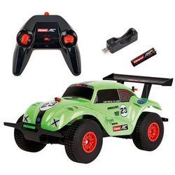 Carrera Rc off road vw beetle, green 1:18 -