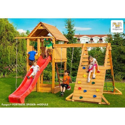 Plac zabaw FUNGOO FORTRESS SPIDER (5902730330059)