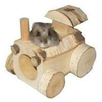 Pinokio zabawka dla gryzoni traktor p60