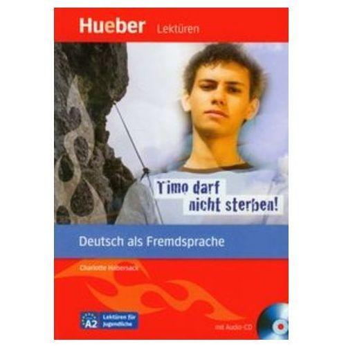 Lekturen Timo darf nicht sterben z płytą CD (2009)