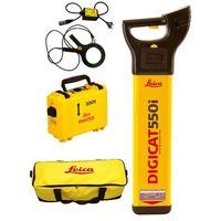 Wykrywacz instalacji digicat 550i+digitex - pełny zestaw marki Leica