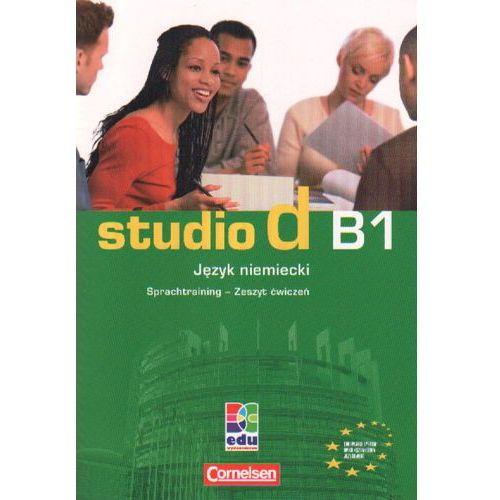 Studio d B1 Język niemiecki Zeszyt ćwiczeń - Niemann Rita Maria, BC Edukacja