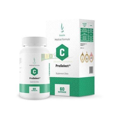 Kapsułki DuoLife Medical Formula ProSelect pro select