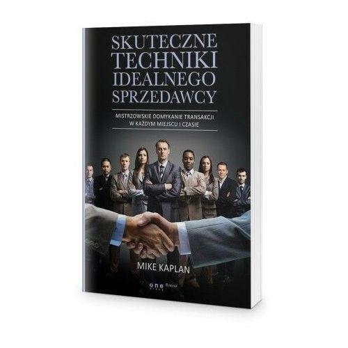 Skuteczne techniki idealnego sprzedawcy (192 str.)