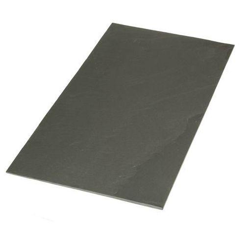 Taca prostokątna łupek naturalny 60x30x0,5cm, 60x30x0,5cm Dekoria