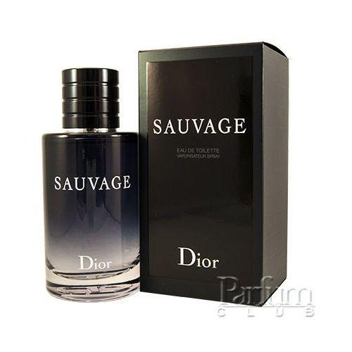 Christian Dior Sauvage woda toaletowa 100 ml tester dla mężczyzn