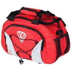 Vizari Sakwa k-004 bagażnik cze dzięki torbom i sakwom możesz w łatwy sposób zwiększyć funkcjonalność swojego roweru