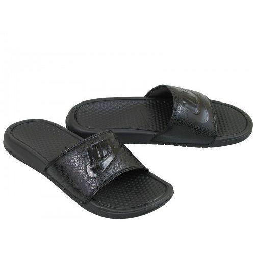 e361eb1b0a2ad ▷ Klapki Benassi JDI czarne Just Do It r. 46, 00306 (Nike) - ceny ...