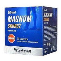 ZDROVIT Magnum Skurcz x 20 saszetek