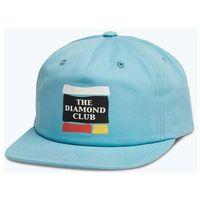 czapka z daszkiem DIAMOND - Member Unconstructed 5-Panel Blue (BLU)