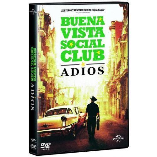 Buena Vista Social Club - Adios - Filmostrada DARMOWA DOSTAWA KIOSK RUCHU,793DV (8207638)