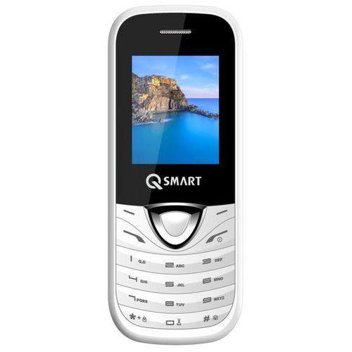 Q-smart Telefon gsm  mb172 biały