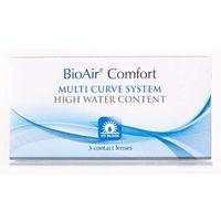 Soczewki kontaktowe bioair comfort (30-dniowe) x 3 sztuki marki J&m prestige