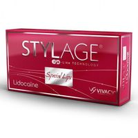 Stylage Special Lips z lidokainą 1 ml