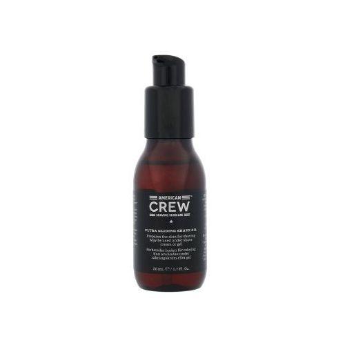 Shave ultra gliding shave oil żel do golenia 50 ml dla mężczyzn American crew