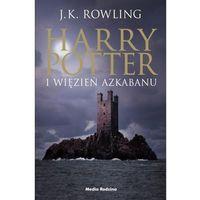 Harry Potter 3 Więzień Azkabanu TW (czarna edycja), oprawa twarda