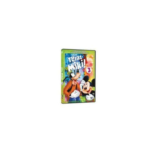 Disney Film teraz miki vol. 3 dvd