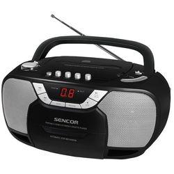 Przenośne radiomagnetofony CD  Sencor