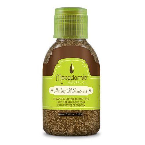 Healing oil treatment | naturalny olejek do włosów 27ml Macadamia