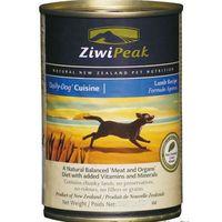 ZiwiPeak Daily Dog mokra karma dla psów z jagnięciną 390g